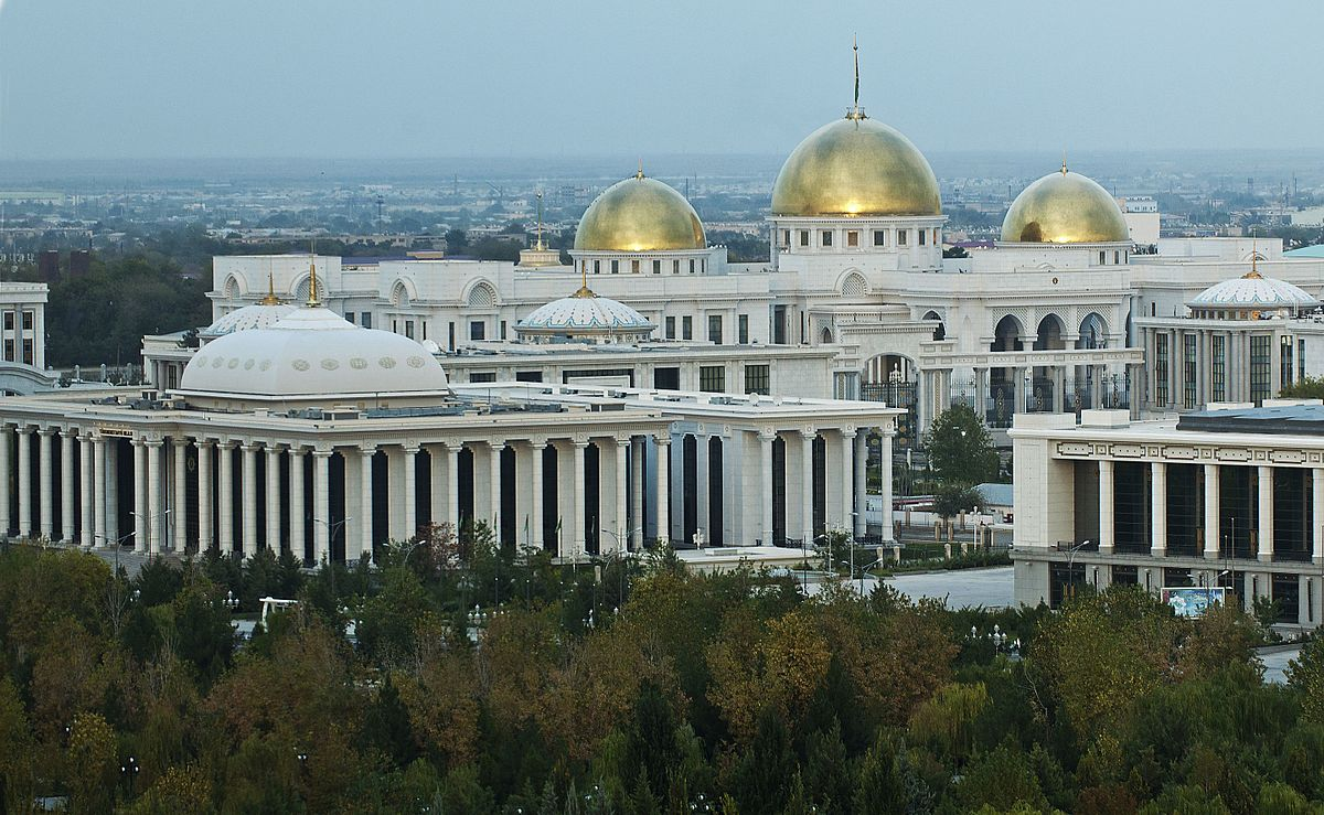 Turkmenistan capital