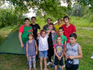 Summer Bible camp in Russia's North Caucasus