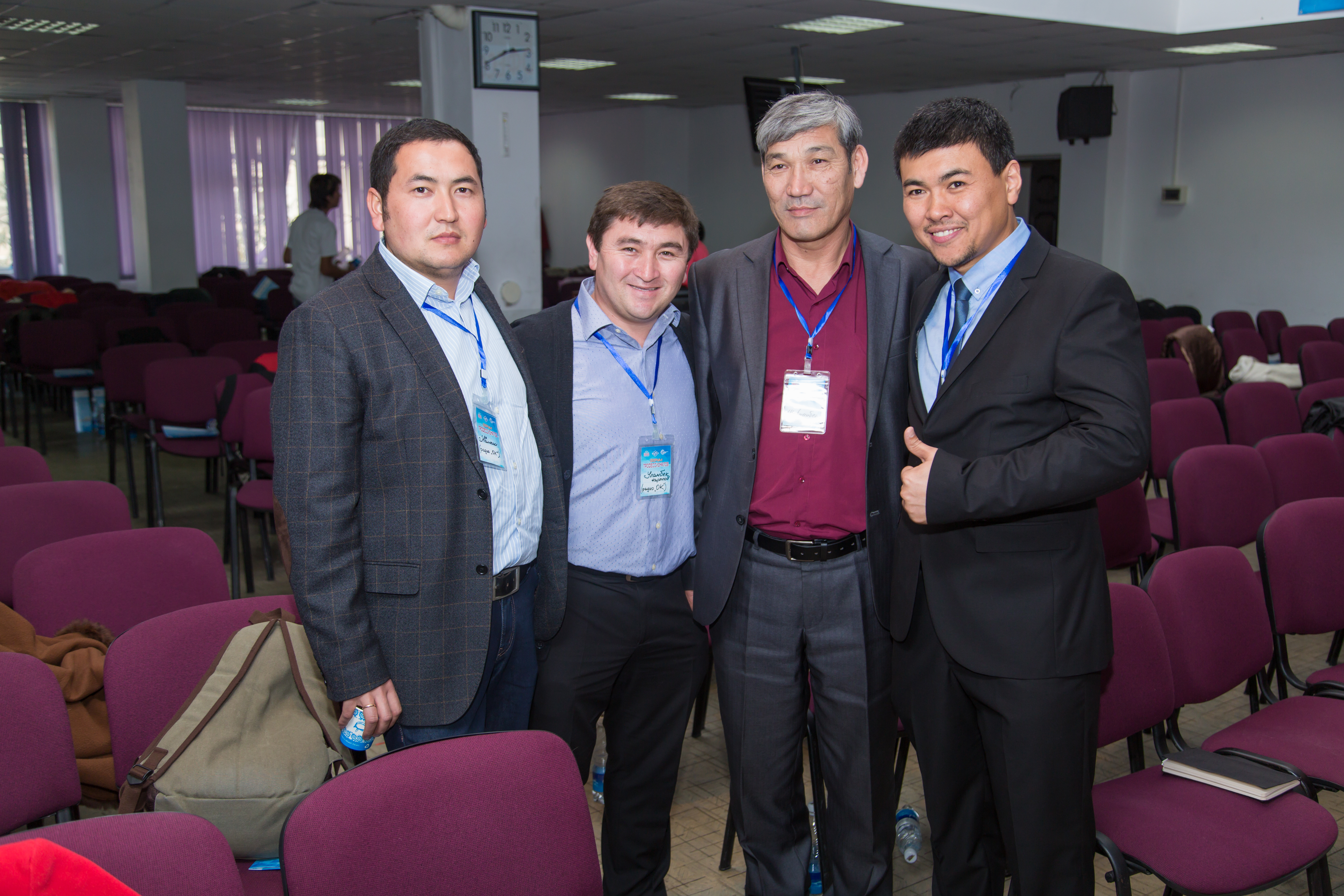 Next Generation Professional Leaders Initiative forum in Kyrgyzstan
