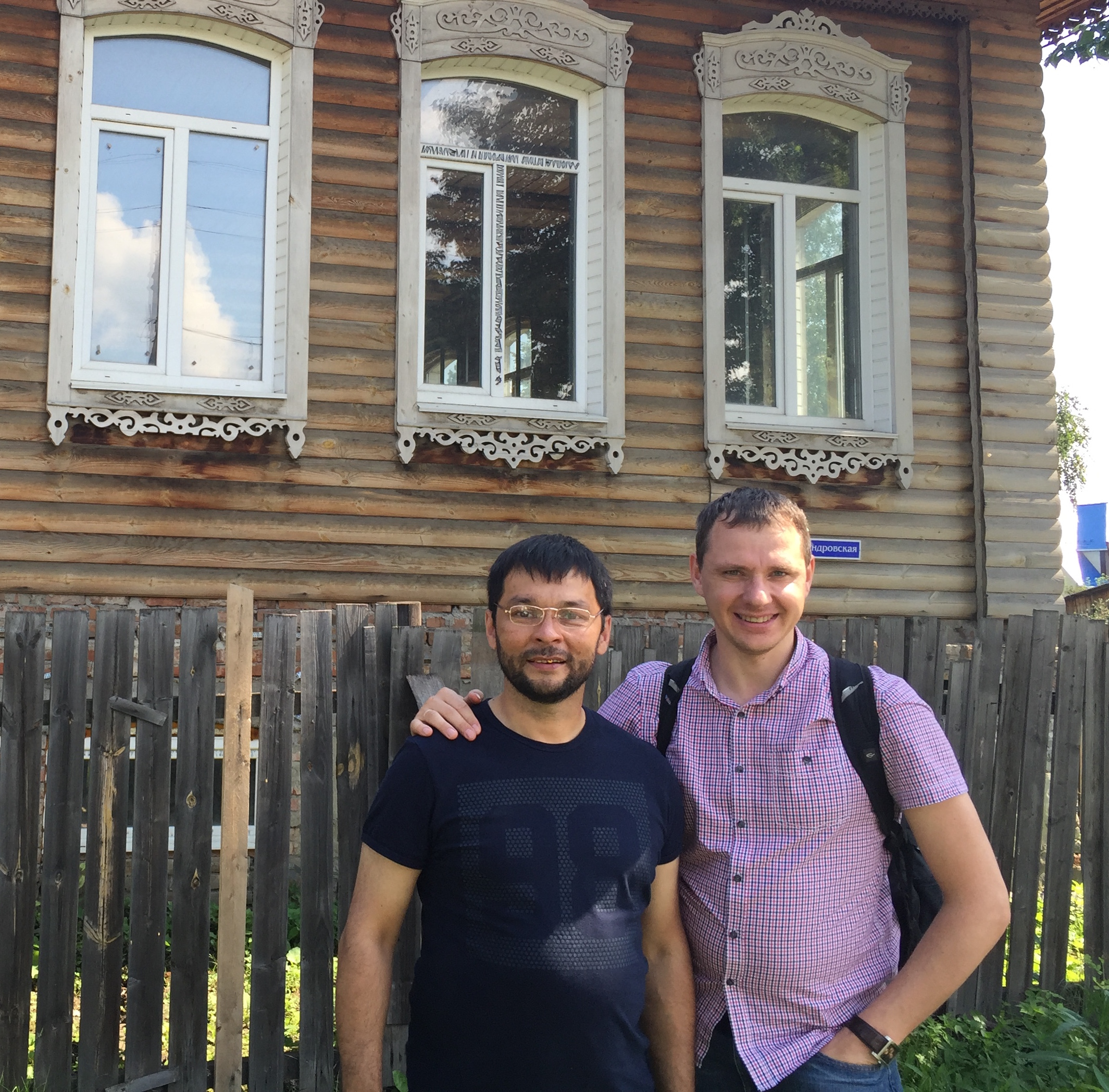 Pavel Tokarchuk, Director of School Without Walls and Mission Eurasia's office in Russia