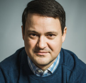 Michael Cherenkov, Executive Field Director