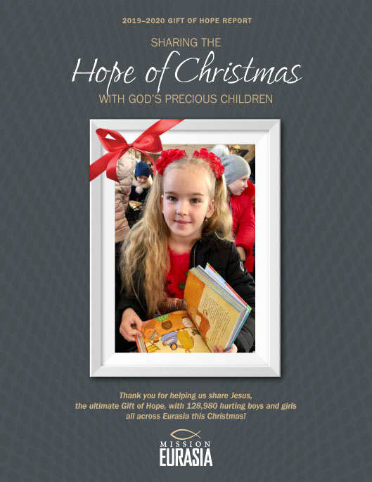 Gift of hope 2019-2020 report