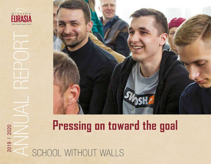 Schools without walls 2019-2020 annual report