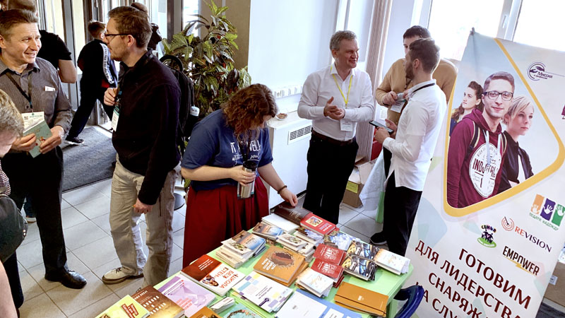 Western Siberia gathered April 16-17 for a national conference