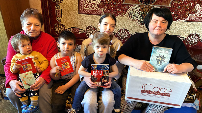 'I Care' outreach brings hope