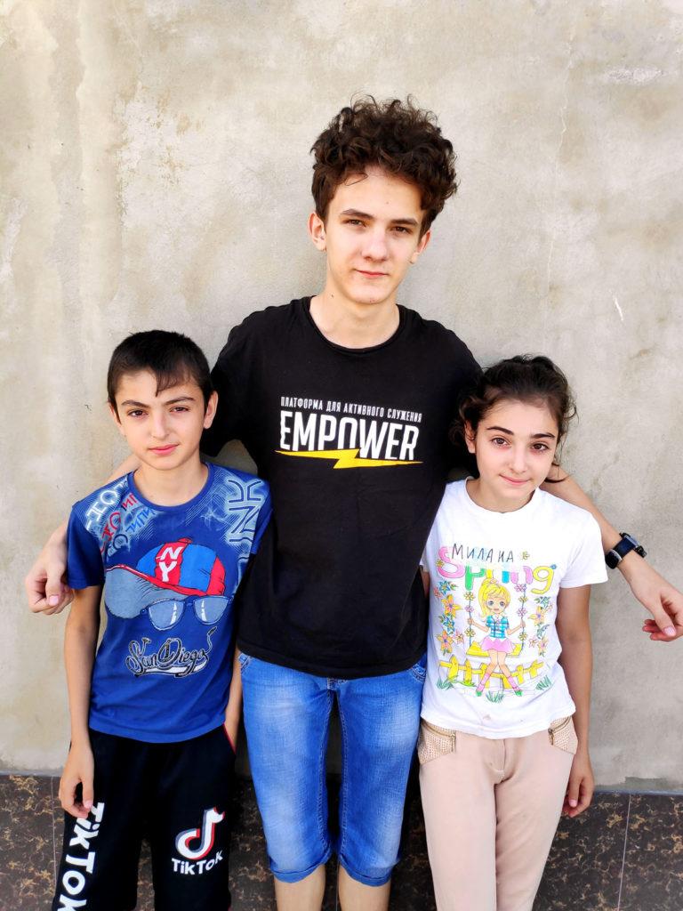 Amir and Milana