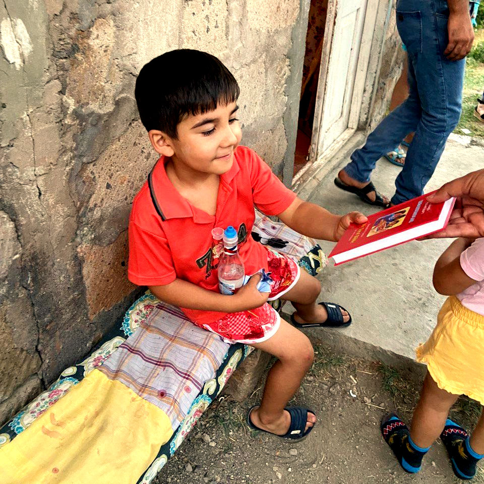 'I Care' ministry continues to offer hope in Armenia